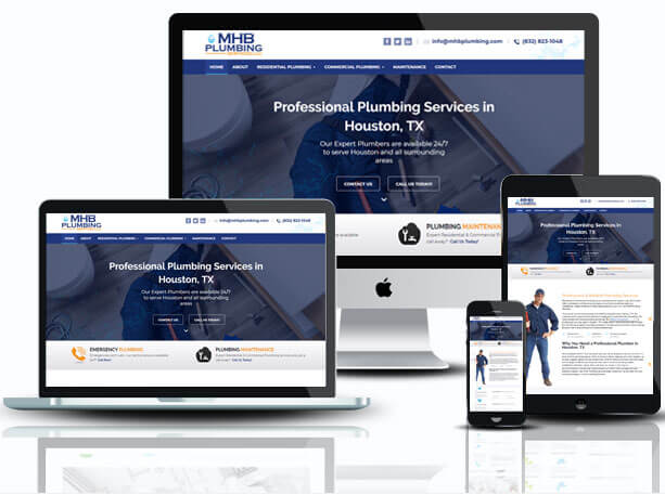 Mobile Responsive Website Design - Houston - Vetsweb