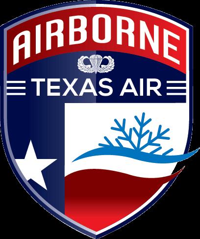 Airborne Texas Air Logo